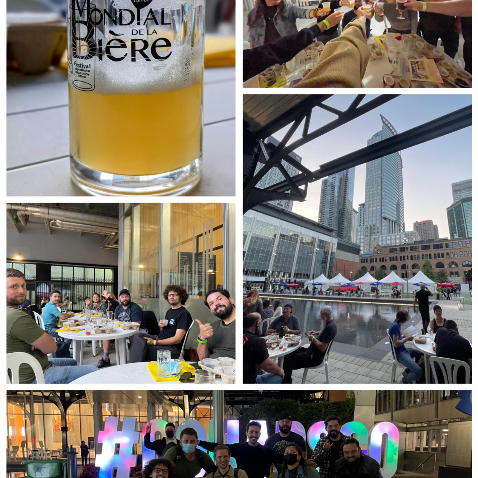 Sortie dégustation au Mondial de la Bière de Montréal #mireclub-micro-MTL 🍻🤝