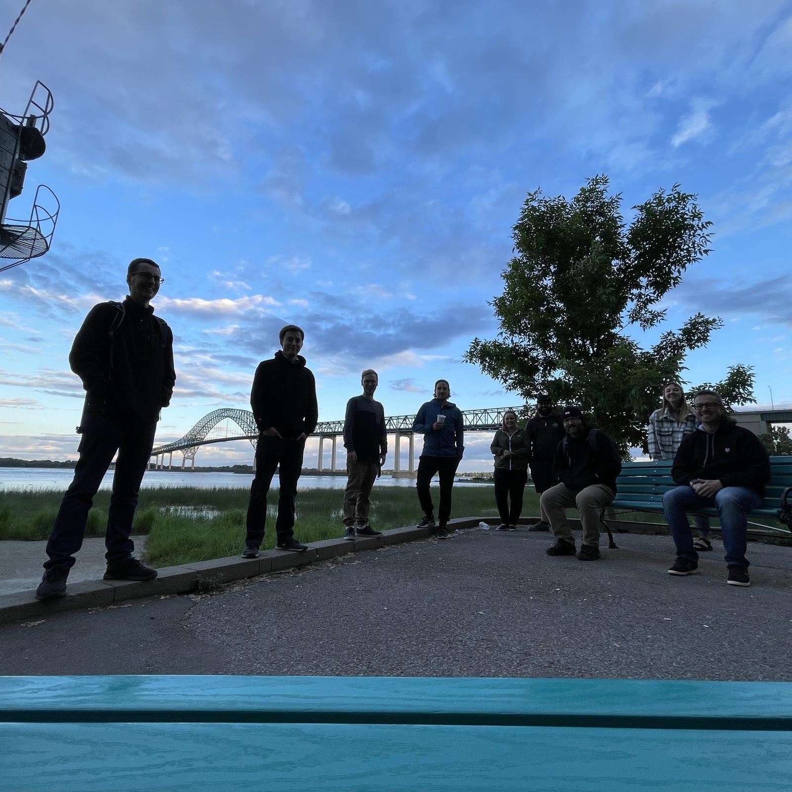 MireBBQ au Parc Laviolette à Trois-Rivières 🌮 🌉