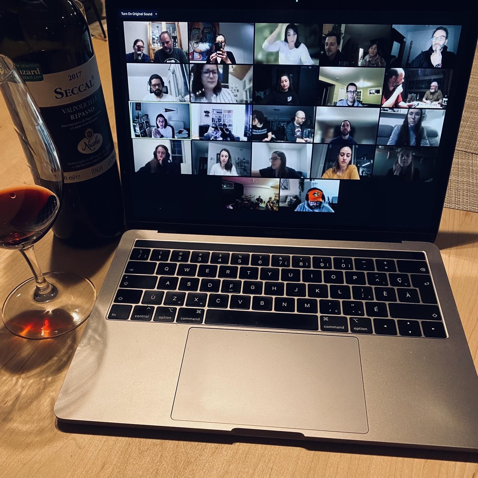 Mireclub-vino MTL et QC, soirée degustation de vin du Valpolicella 🍷🤩